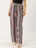 Colored Striped Pants
