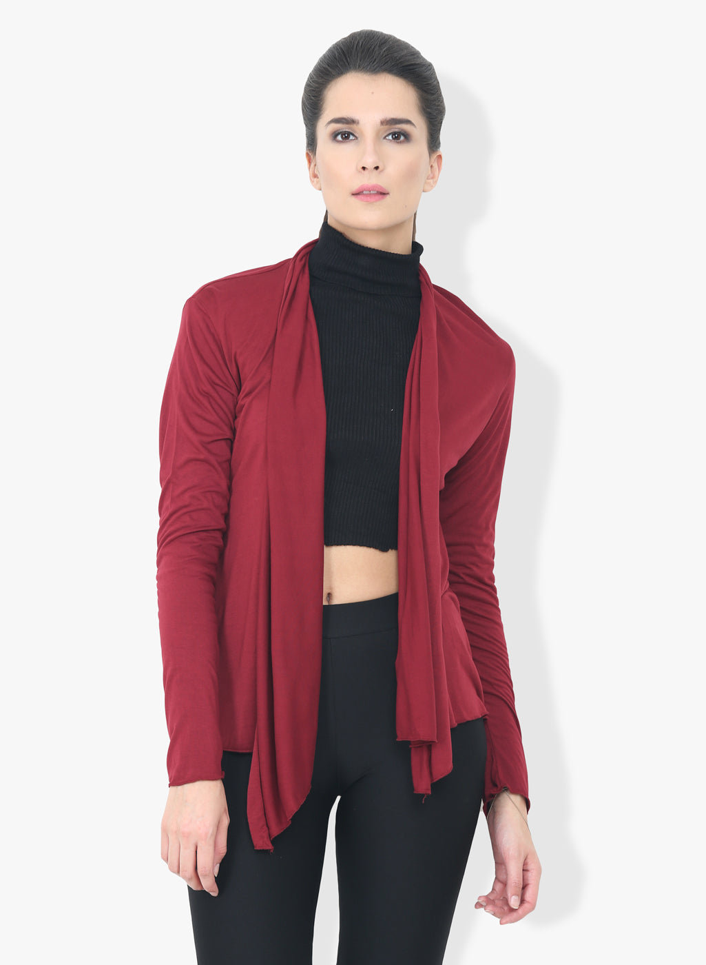 Shawl Collar Shrug