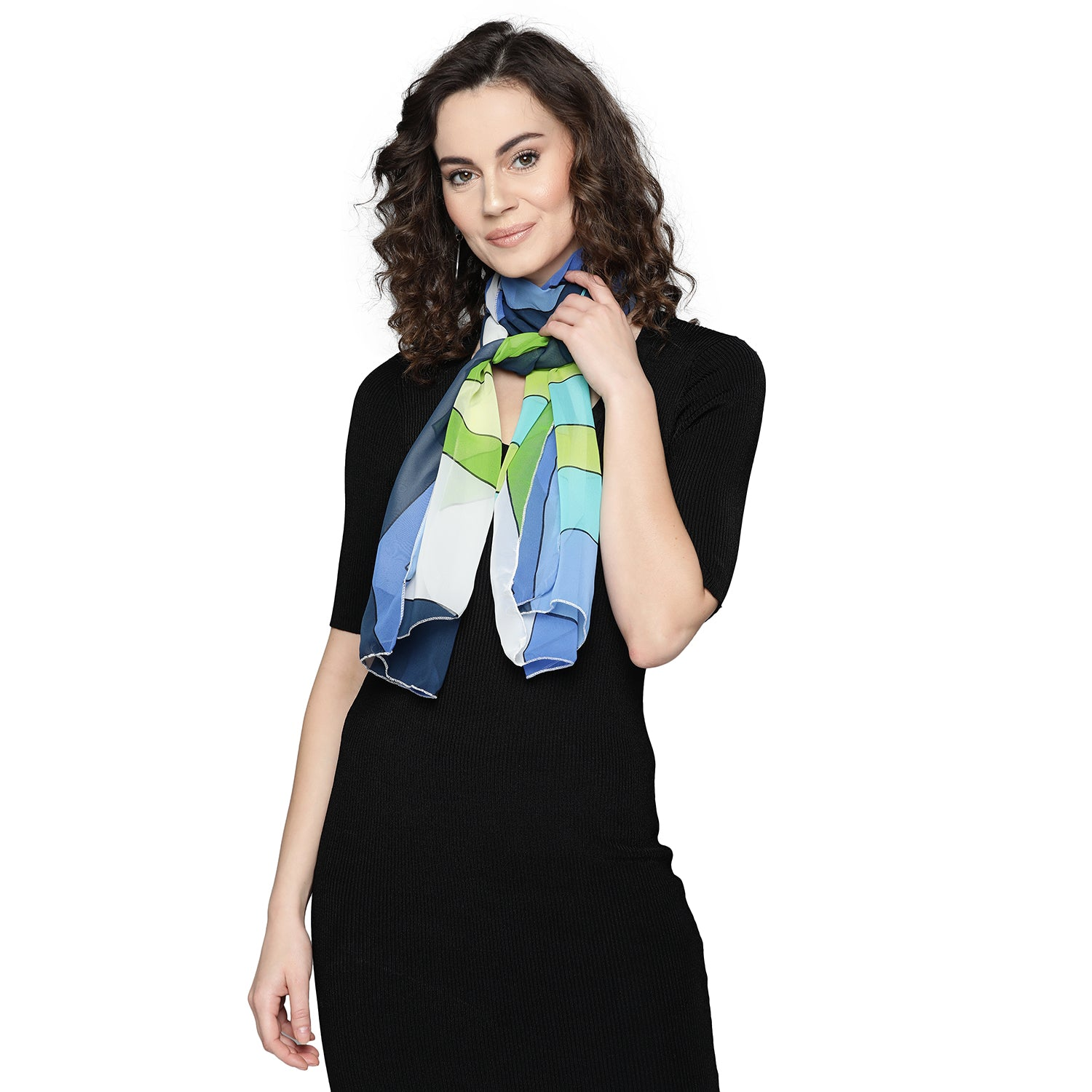 Abstract Multi Scarf