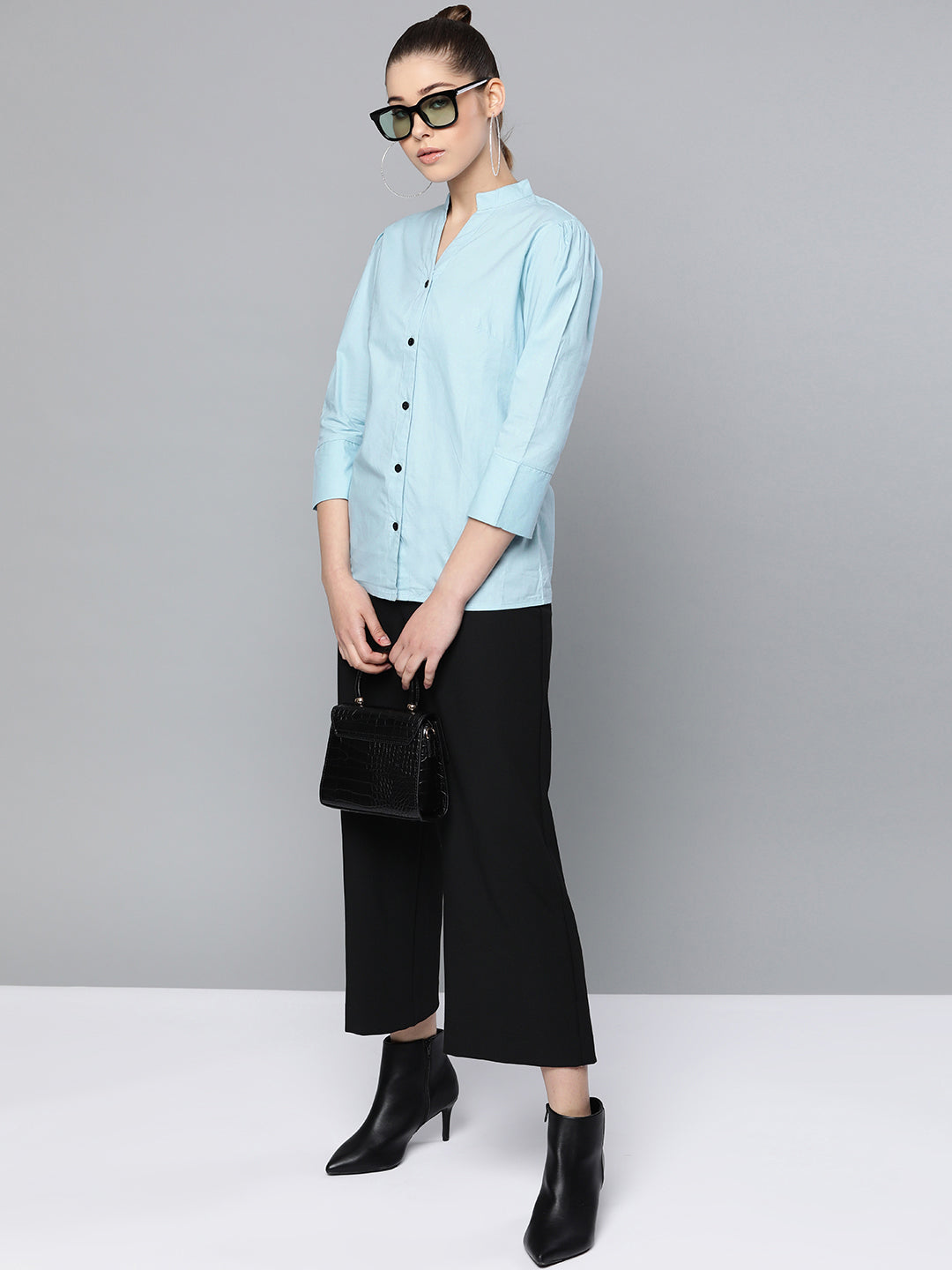 Essential Sky Blue Shirt
