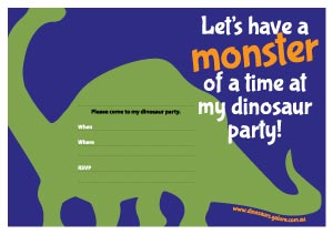 picture relating to Dinosaur Party Invitations Free Printable known as Free of charge Printables Dinosaurs Galore