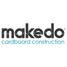 Makedo Cardboard Construction Toys