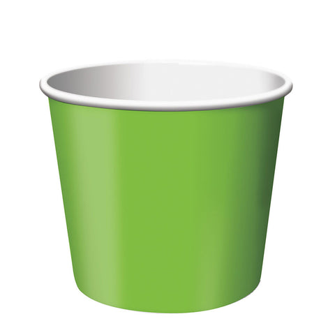 Ice cream cup or Treats cup- Fresh Lime