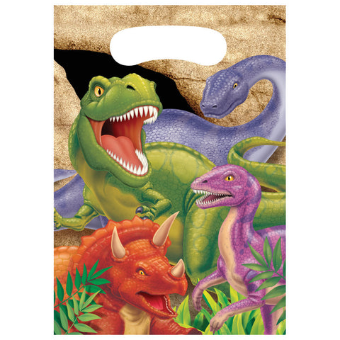Loot Bag Dino Blast packet of 8