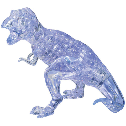 Crystal Puzzle 3D T-Rex Clear