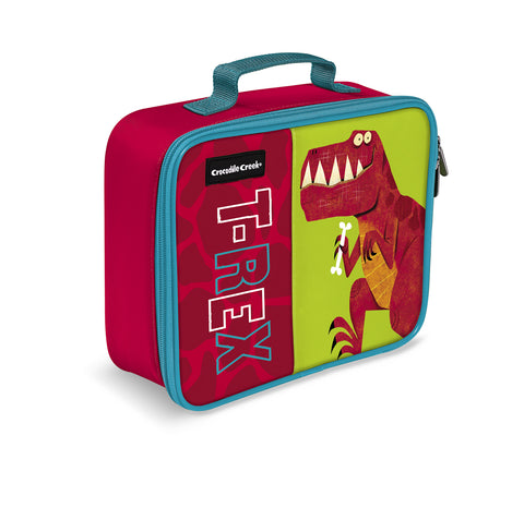 Lunch box cool it bag with TRex