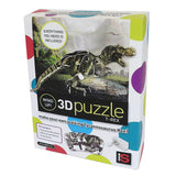 Wind Up 3D Dinosaur Puzzle - Triceratops