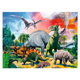 Ravensburger Among the Dinosaurs Puzzle 100pc XXL