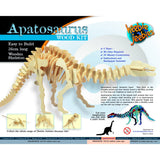 Apatosaurus - Giant Wooden Puzzle