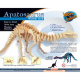 Apatosaurus - Small Wooden Puzzle