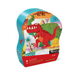 Dinosaur Puzzle Learn & Play 72pc