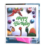 Happy Birthday Card with a science experiment inside