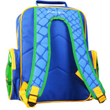 Great dinosaur backpack for your kid. Be cool at school with all the dinosaurs on your pack.