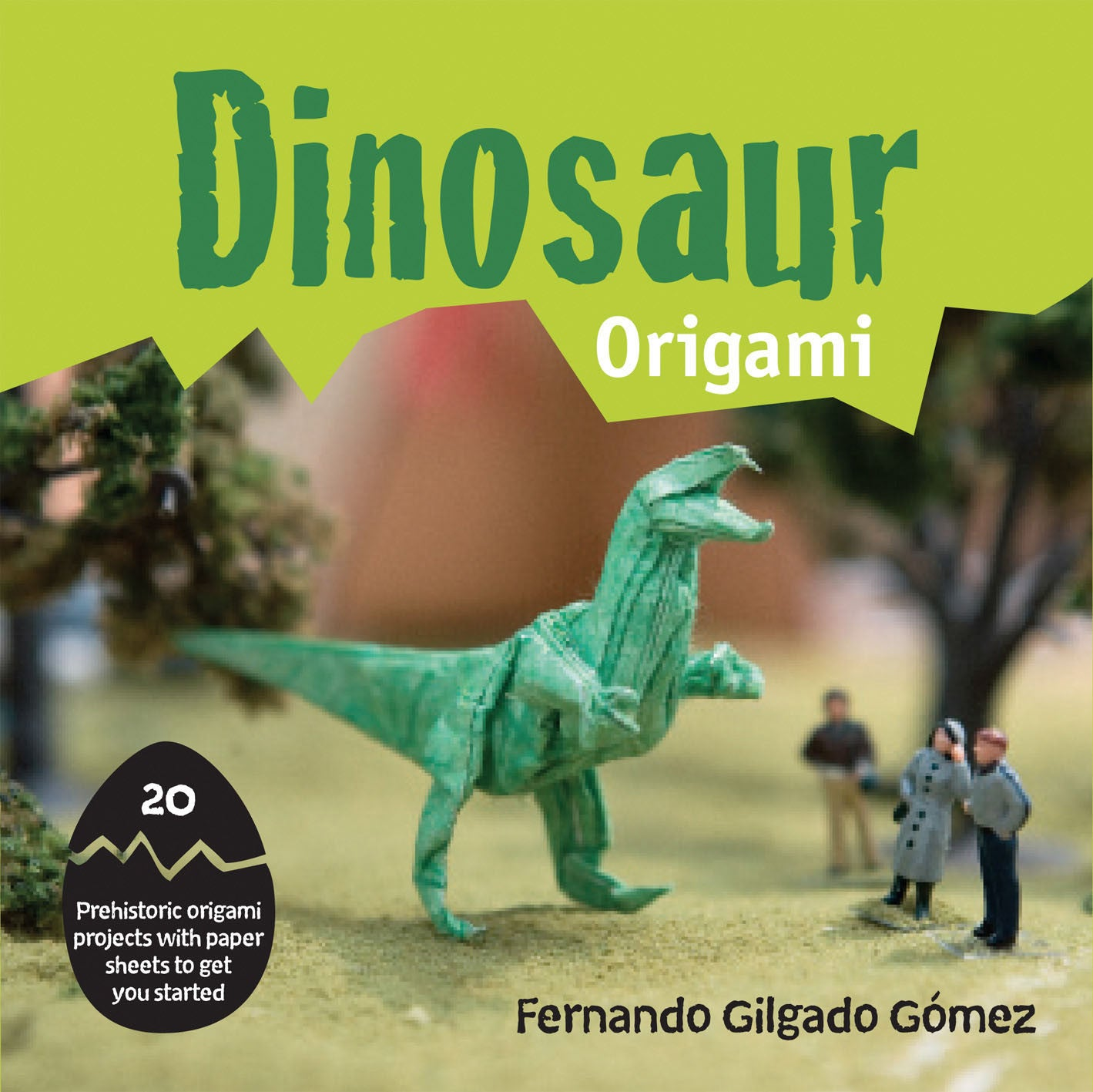 How to make a T. rex origami dinosaur   Natural History Museum   1417x1419