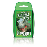 Dinosaur fact card game