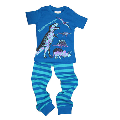 Dinosaur Pyjamas 3pc - but we don't want to go to bed