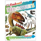 Find out! Dinosaurs a KD book