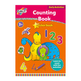 Counting Sticker Book - Galt
