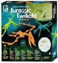 Jurassic twilight glow in the dark mobile - large