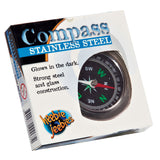Compass stainless steel case