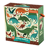 Jumbo Puzzle Mighty Dinosaurs by Mudpuppy 25pc