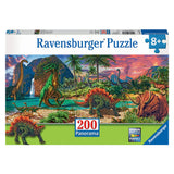 Land of the Dinosaurs 200pc Puzzle