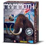 Mammoth Dig a Dino
