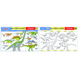 Dinosaur Colouring in Placemat -Melissa & Doug