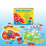Dotty Dinosaurs Colour Game