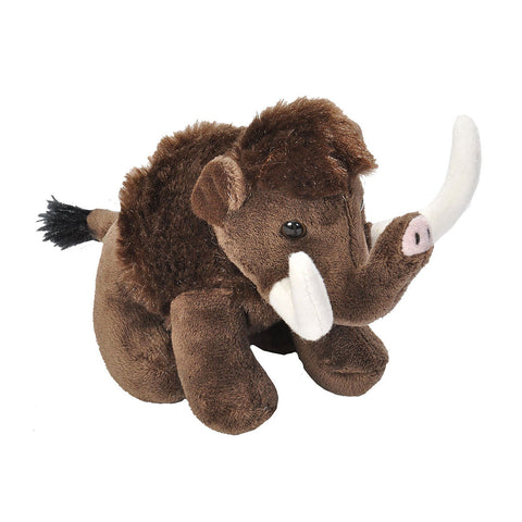 Plush Woolly Mammoth - small