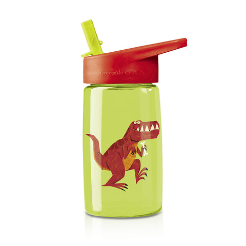 Tritan Drink Bottle with T Rex