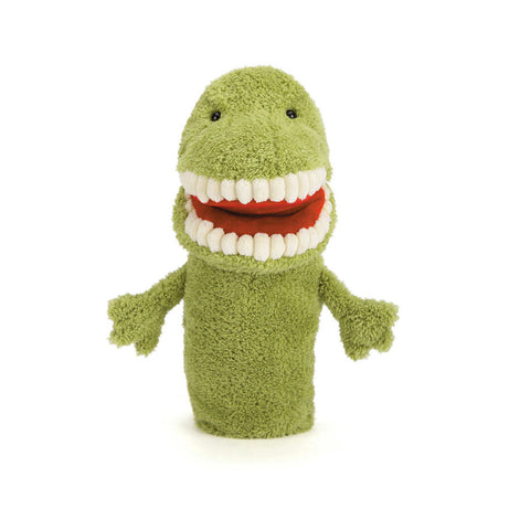 Toothy TRex Hand Puppet