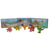 Tribe of Dinosaurs - play set