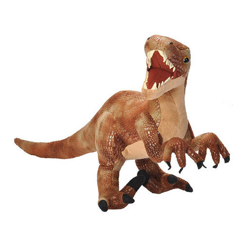 Dinosauria Velociraptor - Soft toy Plush