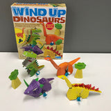 Wind up dinosaurs to make