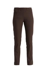 Kelly Regular Housut - Warm Brown