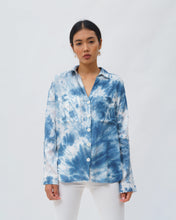 Load image into Gallery viewer, Buttoned Down Tie Dye Shirt