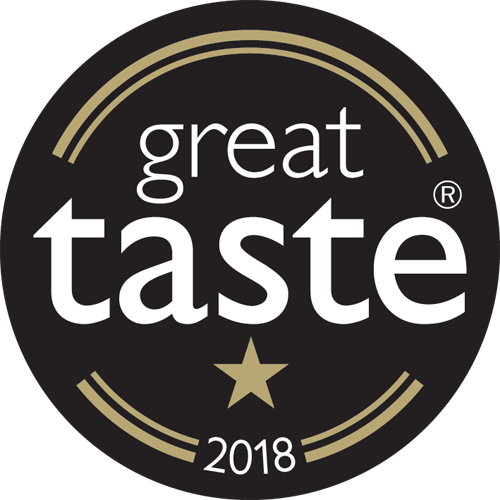Great Taste Award 2018 Logo