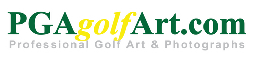 PGAgolfArt.com Professional Golf Art & Photos