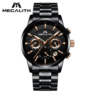 Megalith 8007 Black