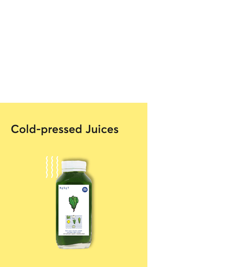 Cold-pressed Juice