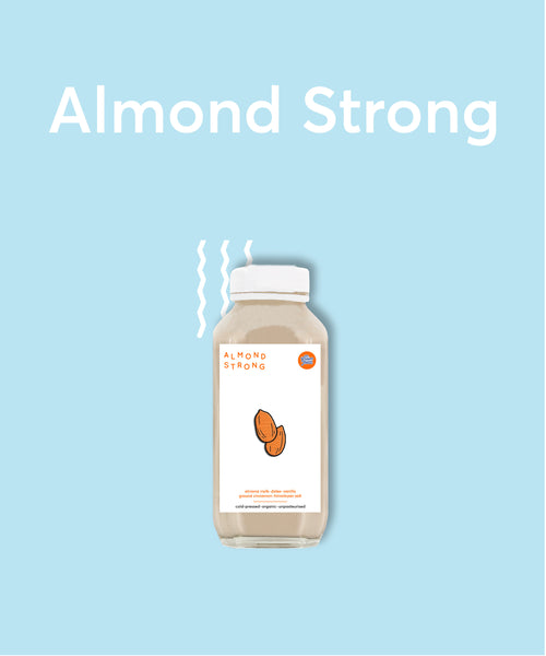 Almond Strong
