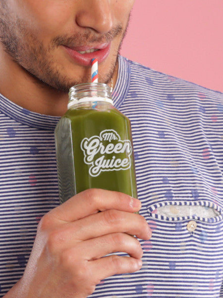 Green Routine Juice Subscription Delivery Plan