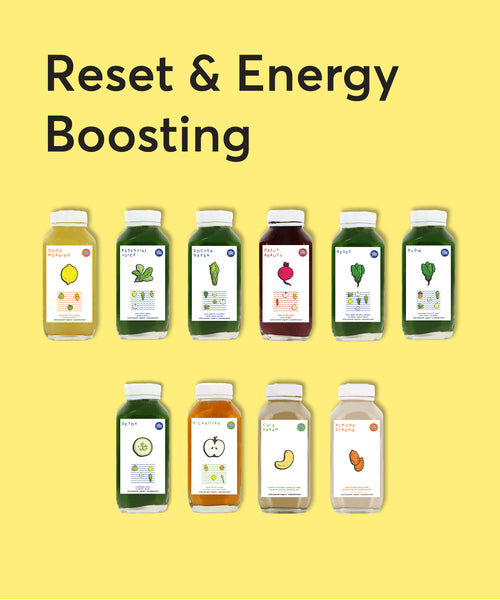 Reset & Energy Boosting