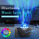 cosmos music laser light