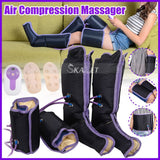 compressing pump for lymph edema