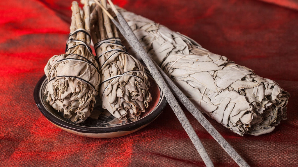Benefits of Burning White Sage Incense Sticks
