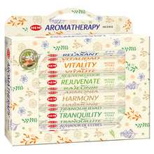 Load image into Gallery viewer, Aromatherapy Gift Set Incense Sticks