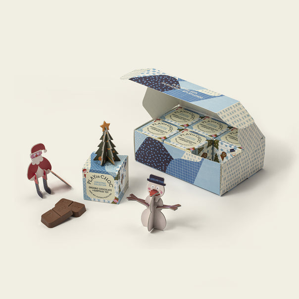 ToyChoc Box<br>6 CHRiSTMAS<br>GiFT SET