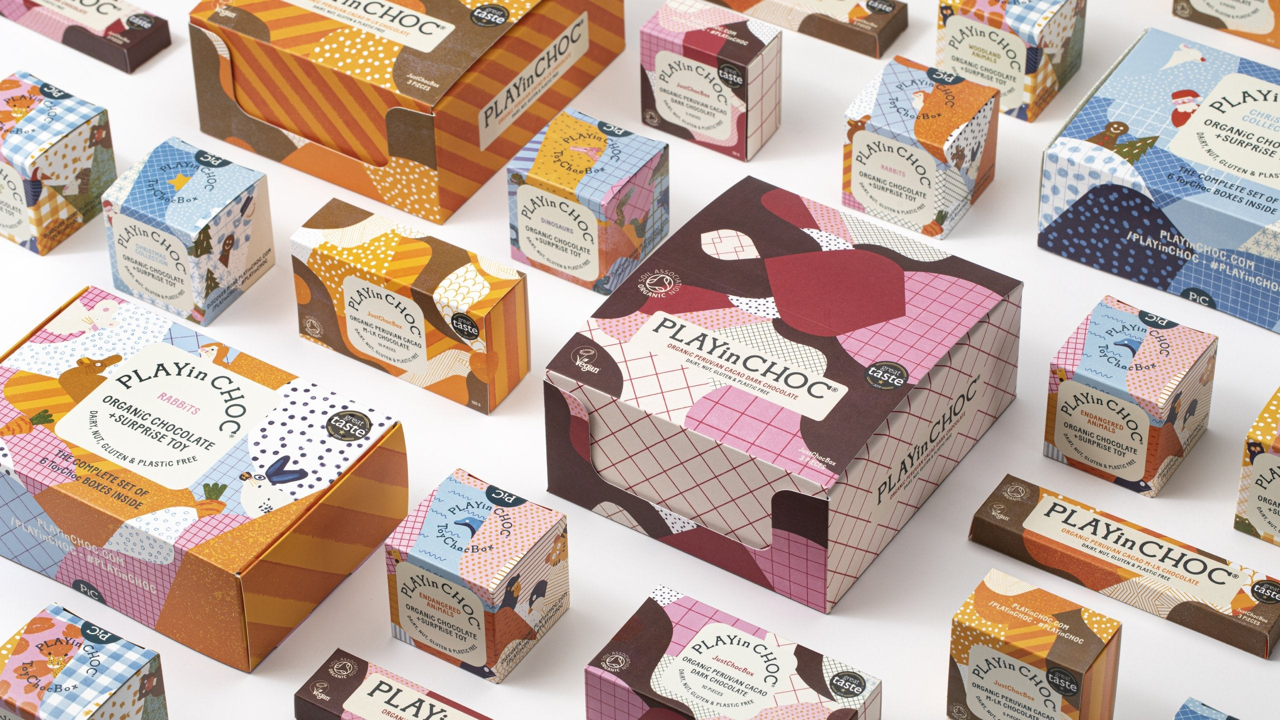 Chocolate Gifts For Kids | Vegan & Organic Chocolate Gift Boxes – PLAYin  CHOC